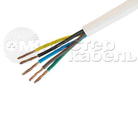 Провод, кабель ПВС 5х1