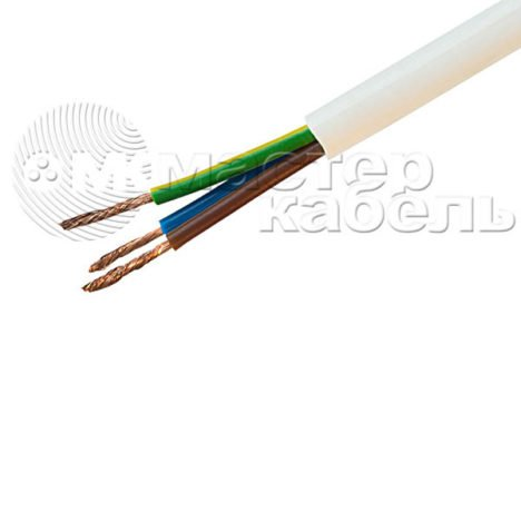 Провод, кабель ПВС 3x0,75