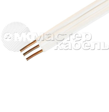 Провод, кабель ППВ 3 х 4,00