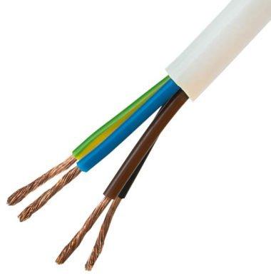 Провод, кабель ПВС 4х2,5