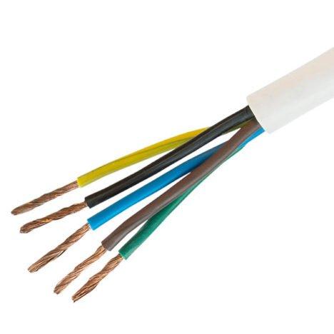 Провод, кабель ПВС 5